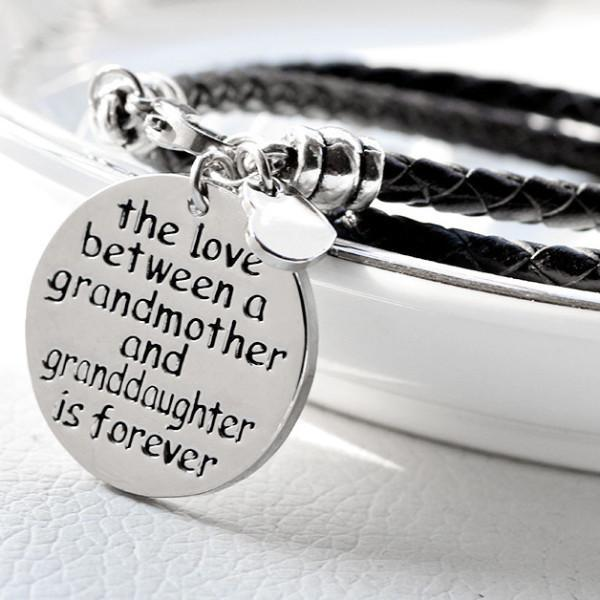 The Love Between A Grandmother and Granddaughter is Forever-HSB - Florence Scovel - 4