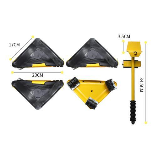 Lifting and Moving Tool Set