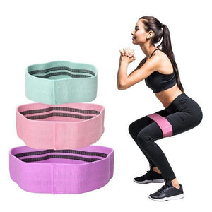 Glute Resistant Bands