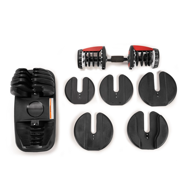 Heavy Duty Adjustable Dumbbell Set 52lbs/90lbs