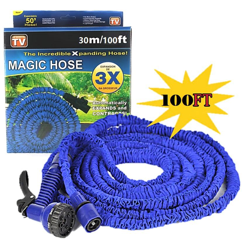 Expandable Garden Hose – Add The Perfect Accessory to Your Garden!