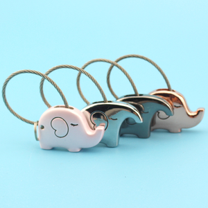 Save Elephant Love Keychain Set - Florence Scovel - 11