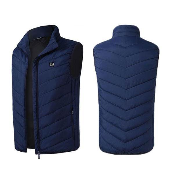Battery Heated Soft Shell Vest (Unisex)