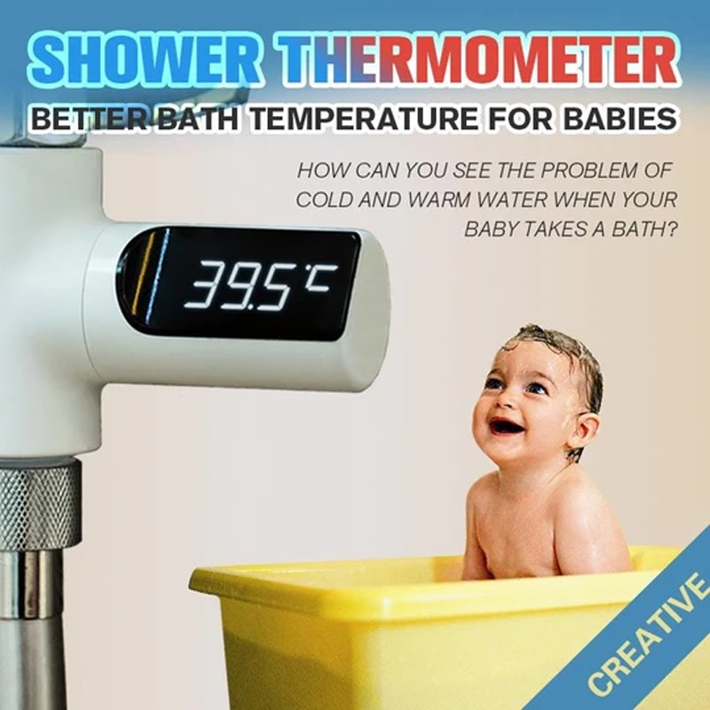 Shower Thermometer