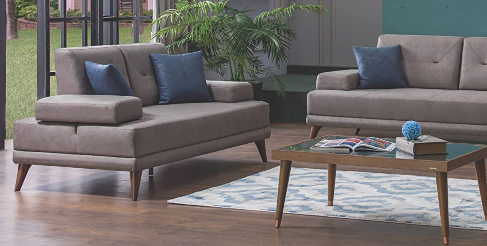 Trendy Home Furniture Living Room Set Ornella Collection