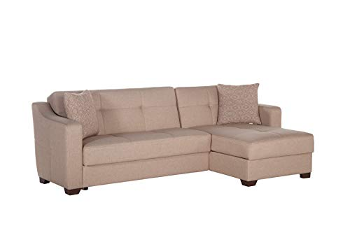 Istikbal Multifunctional Furniture Living Room Set Tahoe Collection (Remoni Vizon, Sectional)