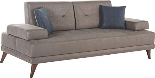 Bellona Ornella Convertible Sleeper Sofa (Sleeper Sofa)
