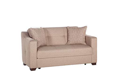 Istikbal Multifunctional Furniture Living Room Set Tahoe Collection (Remoni Vizon, Love Seat)