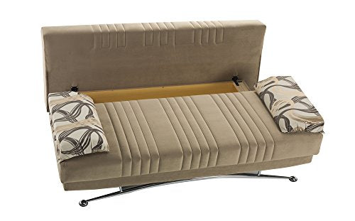 ISTIKBAL Multifunctional Furniture Living Room Sofa Bed Fantasy Collection (Vizon)