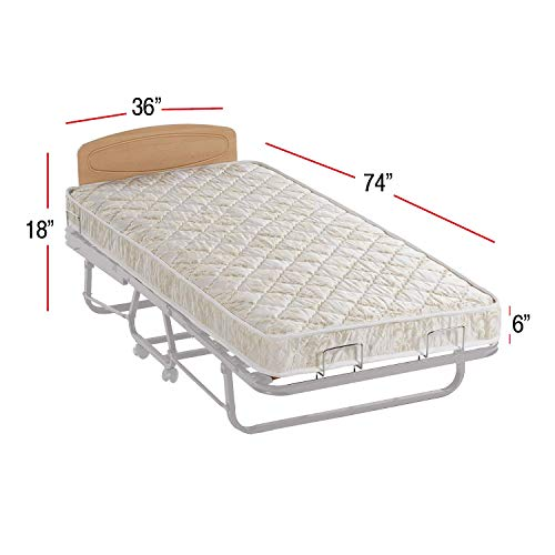 ISTIKBAL SLEEPist Omega Collection - Rollaway Twin Size Folding Bed