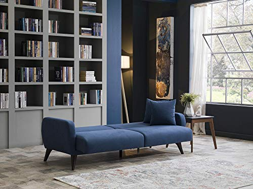 BELLONA Functional Sofa in A Box (Indigo Blue)