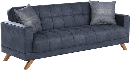 Bellona Montana Convertible sofa bed with storage