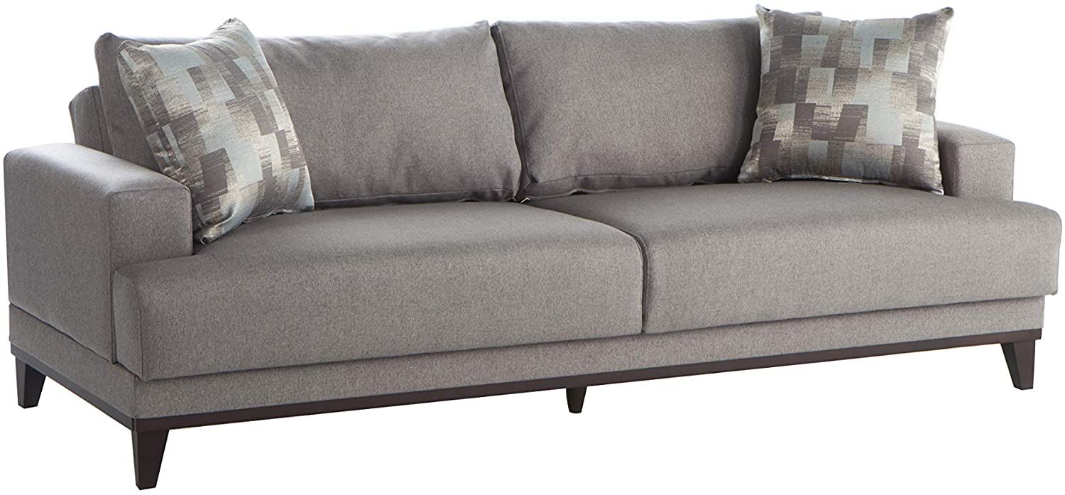 Bellona Trendy Home Furniture Living Room Set Versailles Collection (Sofa)
