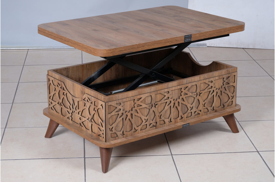"Tuscan 40"" Smart Coffee Tables"