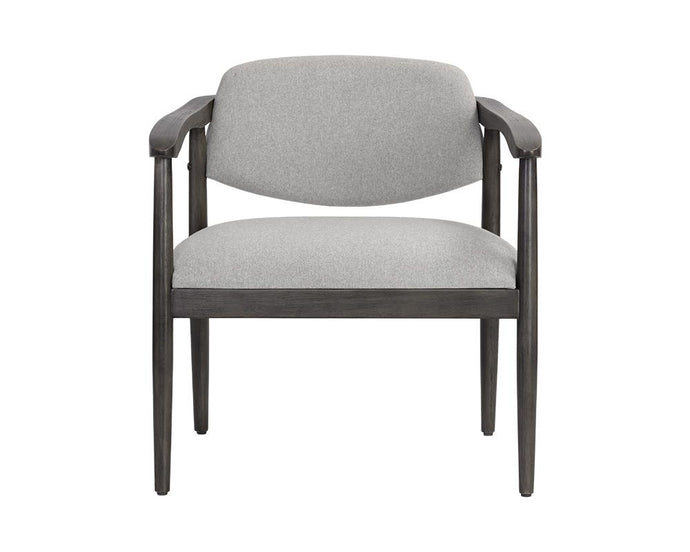 WESTLEY LOUNGE CHAIR – DORSET PLATINUM
