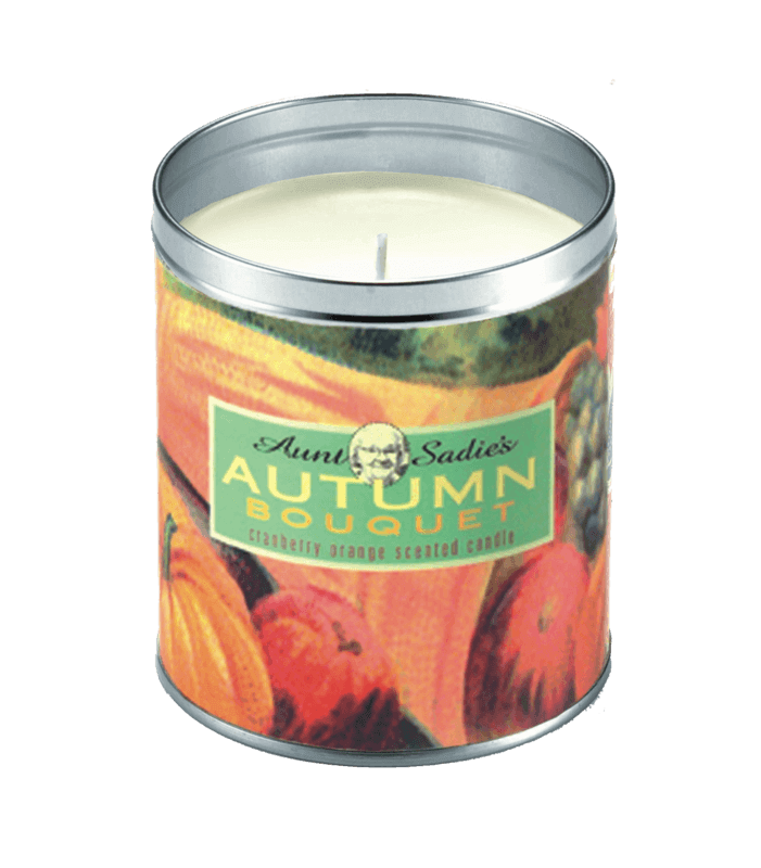 Autumn Bouquet - Aunt Sadie's Premium Scented Candles