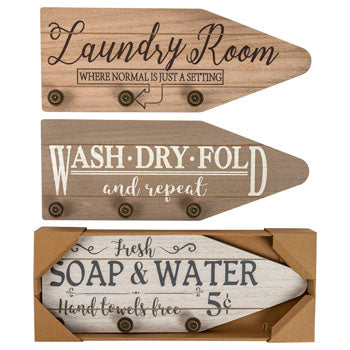 Ironing Board Home Laundry Decor