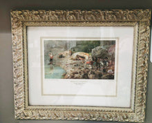 Load image into Gallery viewer, Vintage Framed Art