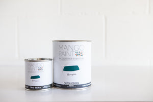 Georgina - Mango Paint