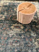 Load image into Gallery viewer, Natural Tree Stump Side/Coffee Table