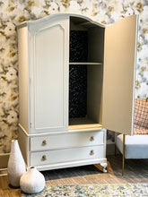 Load image into Gallery viewer, Vintage Refinished Armoire
