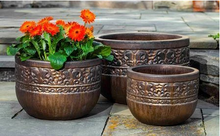 Load image into Gallery viewer, Quebrada Planter - S/3