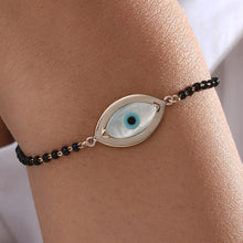 Load image into Gallery viewer, Marquise Evil Eye Nazar Bracelet