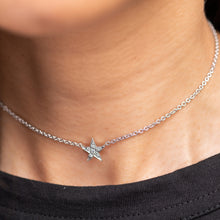 Load image into Gallery viewer, Star Diamond Chain Pendant