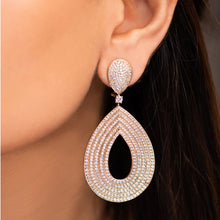 Load image into Gallery viewer, Diamond Earrings