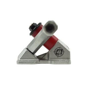 Arsenal 180 mm 44 Degree Trucks, Raw (Silver) - Moonshine Mfg