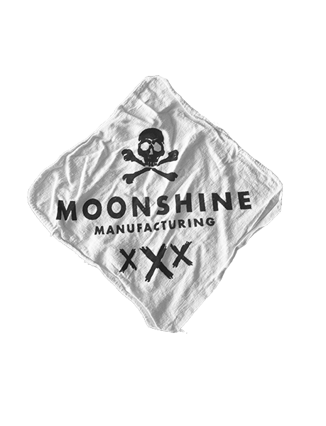 Moonshine Mfg Grease Rag Set