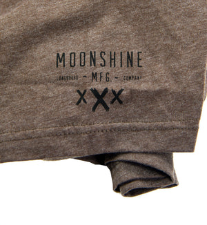 Core Expresso Tee - Moonshine Mfg
