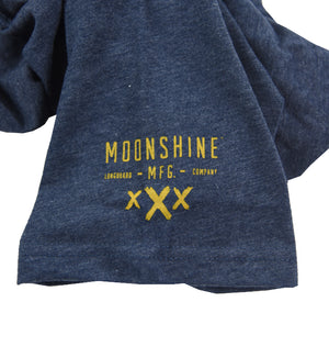 Core Navy Tee - Moonshine Mfg