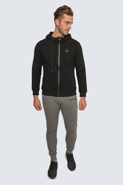 INTREPID ATHLETE INSIDE TRACK HOODIE