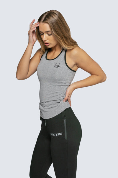 Trek Ready Tank - Grey