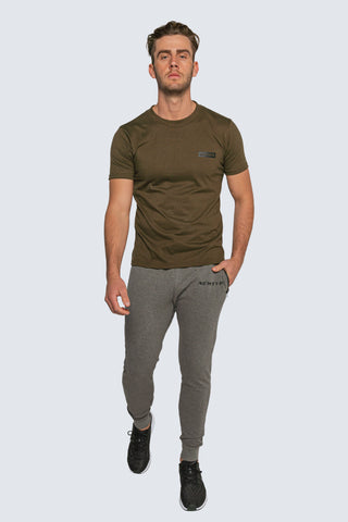 ILLICIT TEE ARMY GREEN