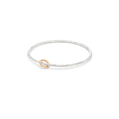 """Mommy"" Bangle - 1 ring"
