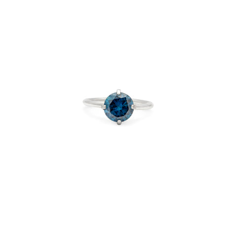 8mm Gemstone Ring