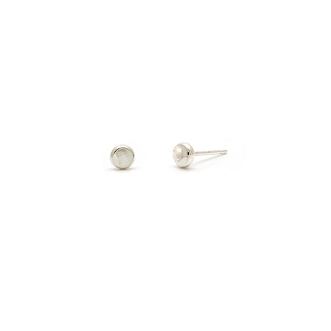Tiny Pebble Studs