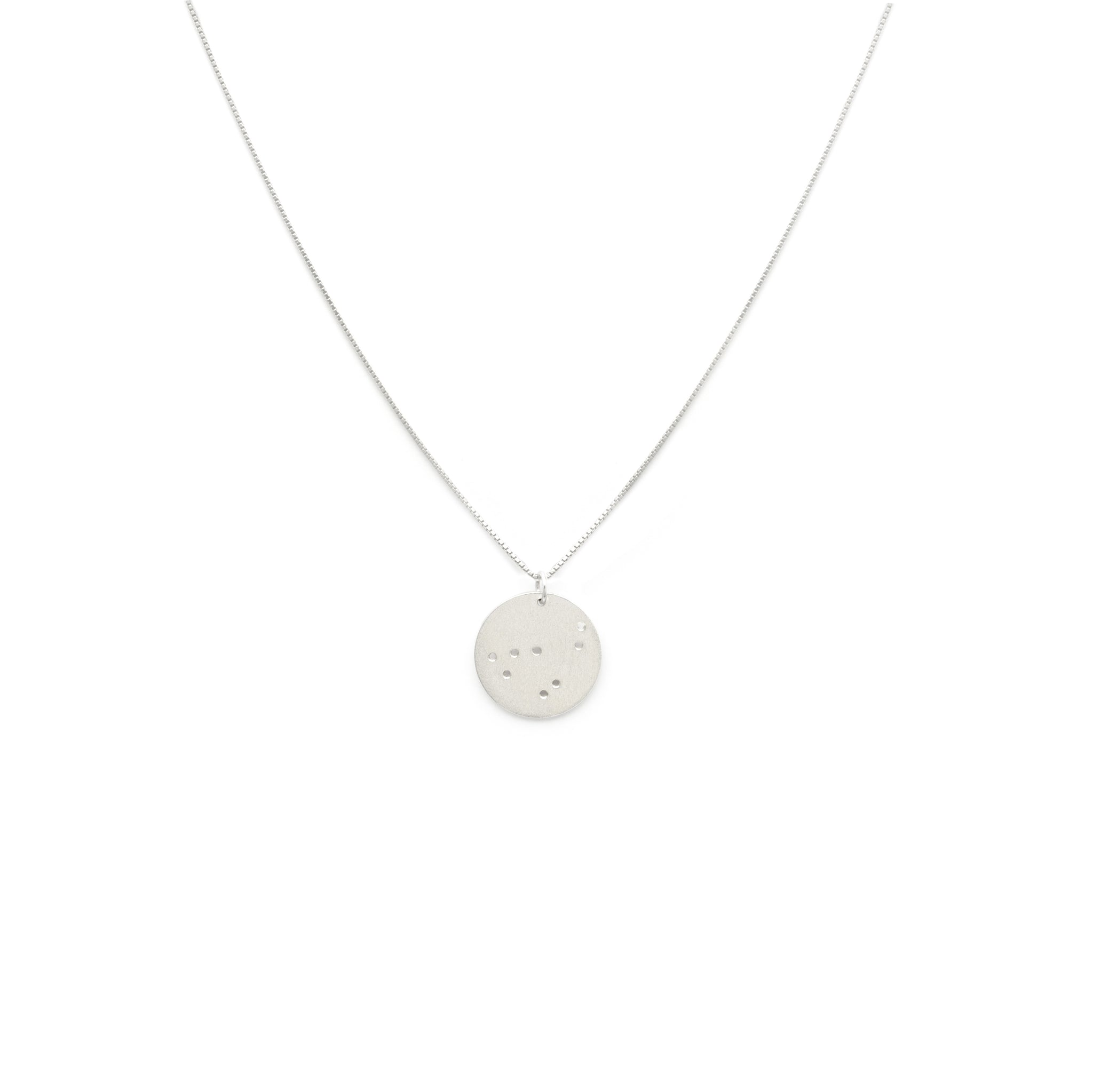Constellation Necklace - Capricorn