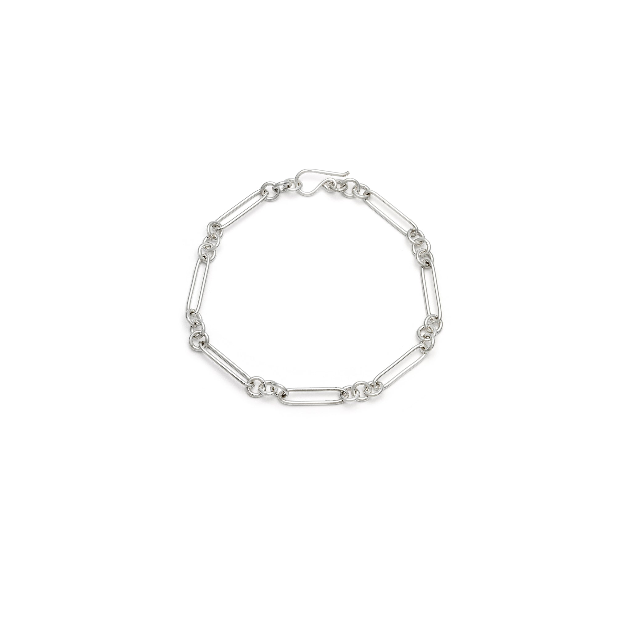 Mixed Link Chain Bracelet