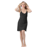 EFFORTS Women's Bamboo/Organic Cotton Nightgown