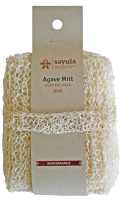 SAYULA Agave Mitt Body Polisher