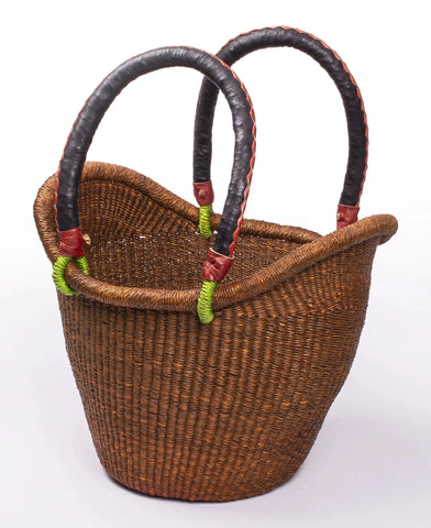BABA TREE Dip Dyed Nyariga Basket