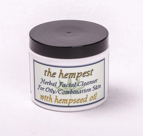 HEMPEST Herbal Facial Cleanser
