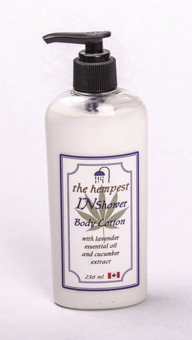 HEMPEST IN-Shower Lotion