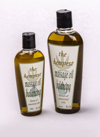 HEMPEST Massage Oil