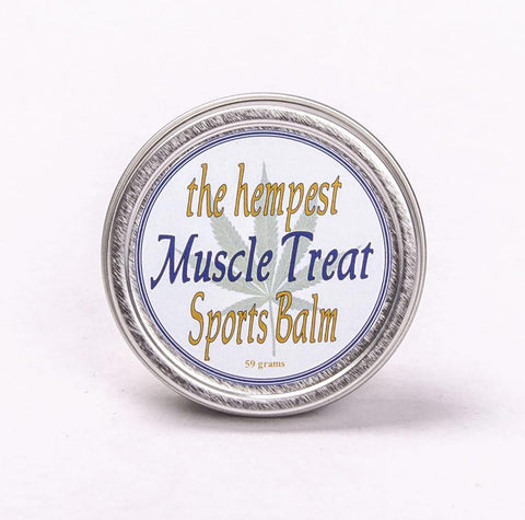 HEMPEST Muscle Treat Sports Balm