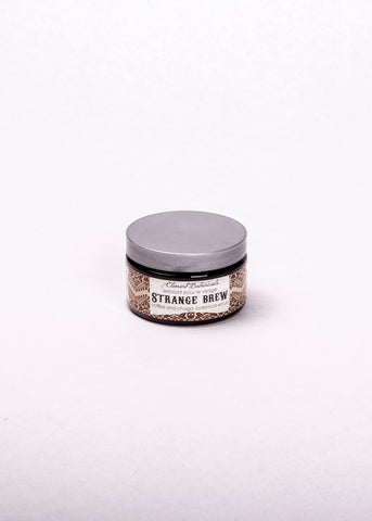 ELEMENT Strange Brew Coffee and Chaga Botanical Scrub