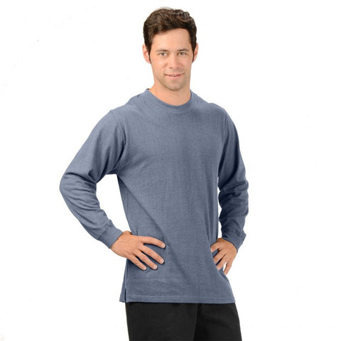 EFFORTS Men's Long Sleeved Hemp Tee